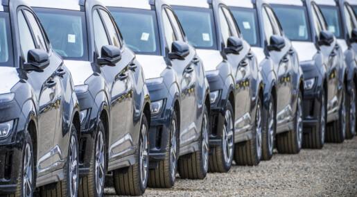 Moms på elbiler kan redusere salget kraftig