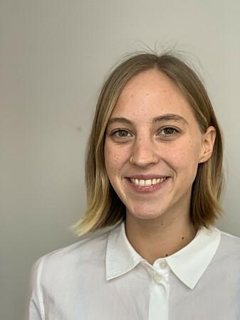 – Vi spiser taco når vi feirer. Enten det er at vi feirer helgen, bursdag eller hverandres nærvær, sier Miriam Angela Folland. Hun har skrevet masteroppgave om tacoens rolle i Norge.