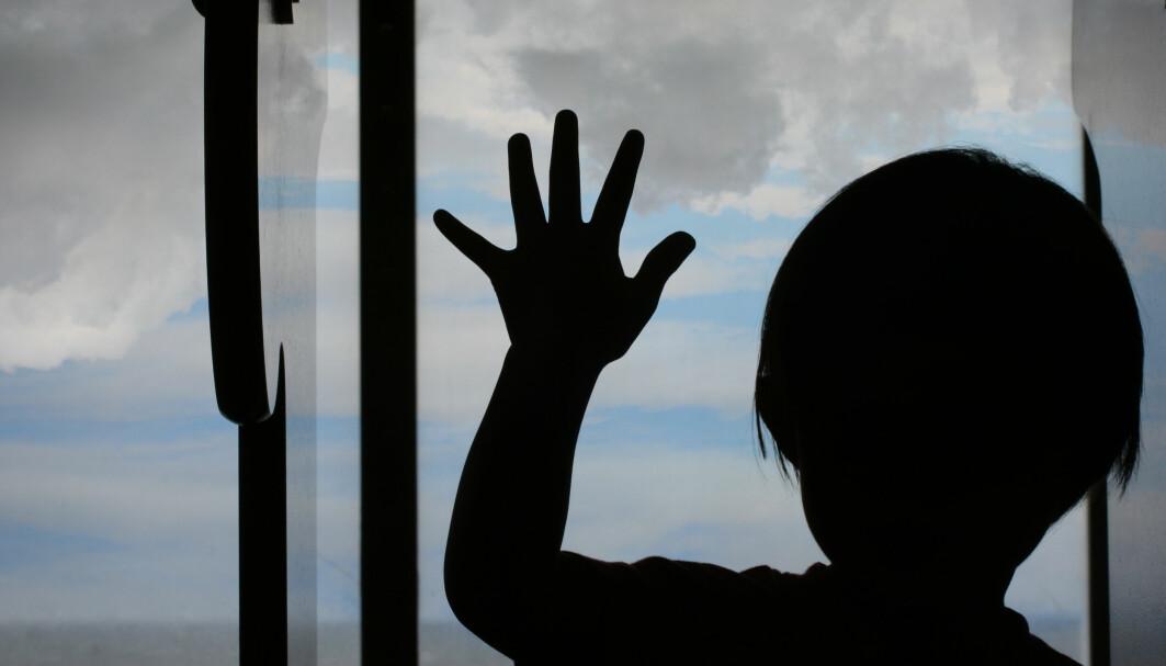 Tidvis beskrives barns opplevelse av vold i hjemmet som å bo i en krigssone, skriver Marit Skivenes.