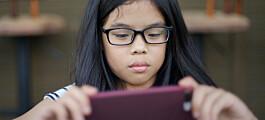 Pandemien har gjort kinesiske barn mer nærsynte. Hva med norske barn?