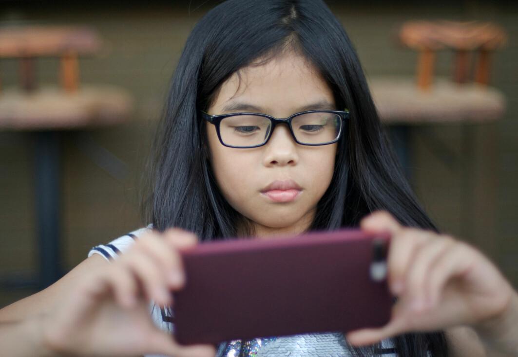 Lockdown sørget for at barn brukte mye mer tid på skjerm enn før. Har det sammenheng med at barn er blitt mer nærsynte i Kina etter pandemien?