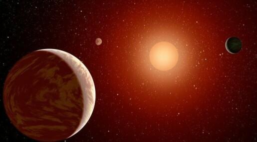 Planeter som går i bane rundt de vanligste stjernene i Melkeveien har nok ikke liv slik vi kjenner det