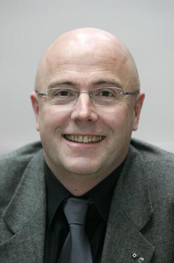 Stig A. Slørdahl (Foto: NTNU)