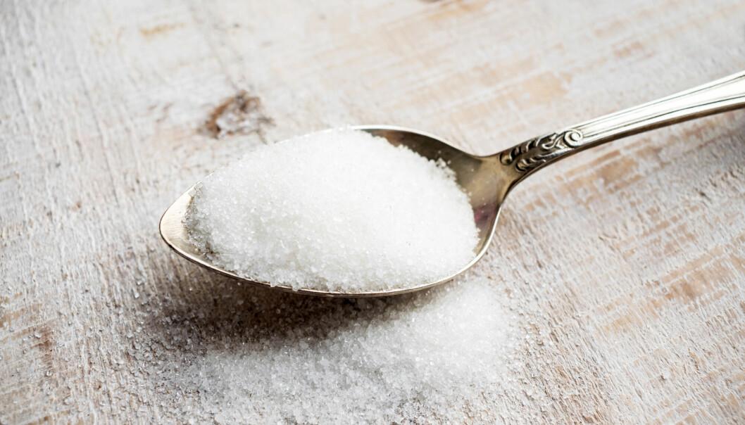 Kunstige søtstoffer kan gir deg søtsmak uten kalorier. Men i et nytt eksperiment spiste noen mer etter å ha fått søtstoffet sukralose.