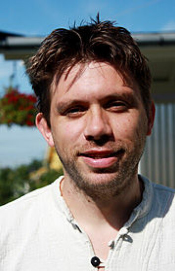 Harald Utter. (Foto: Sidsel Trætteberg)