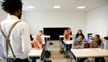"""""""Blant forslag det er bredest enighet om nå før valget er flere lærere, lengre skoledager, mer praktisk undervisning og høyere krav til lærerne. (Illustrasjonsfoto: iStockphoto)"""""""