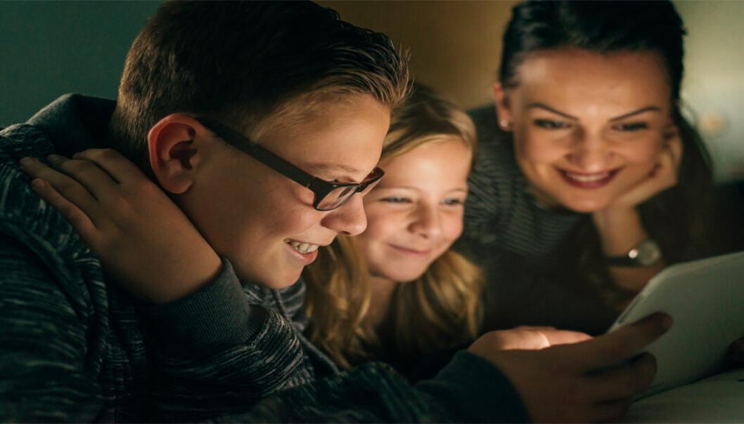 Forskning på barn og unges digitale hverdag handler om mer enn skjermtid.