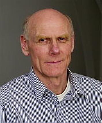 """""""Ulveforsker Olav Hjeljord."""""""