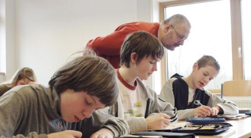 Lærere står i et dilemma i flerspråklige klasserom