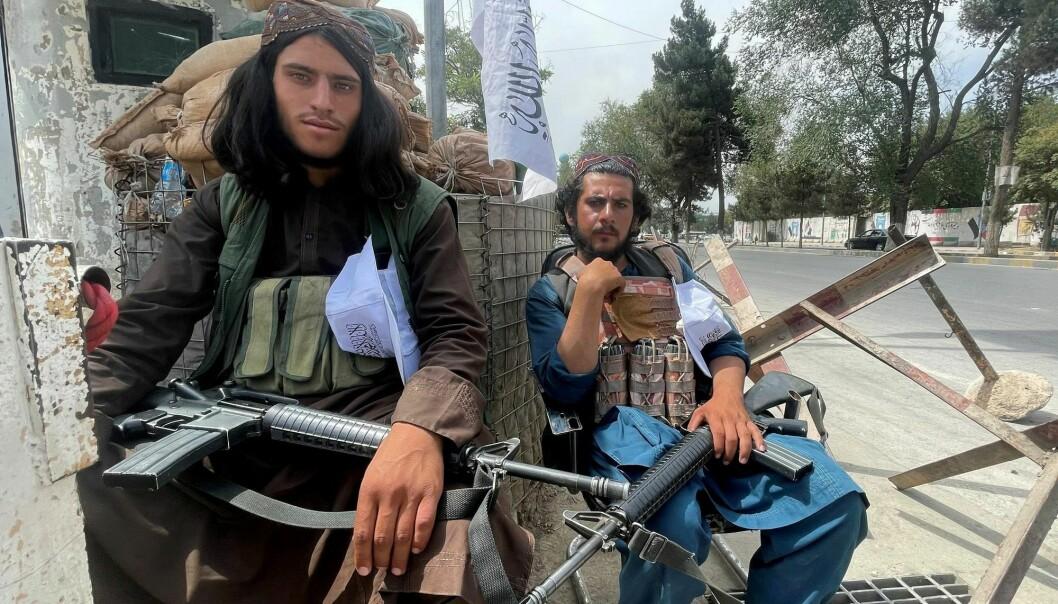Det kan komme en tid da Taliban skjønner at sine egne soldater ikke er nok, mener Ingrid L.P. Nyborg.