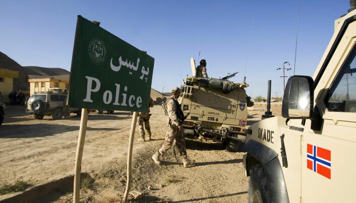 Norge alene har brukt nærmere en milliard kroner på å støtte det afghanske politiet og hadde blant annet politirådgivere i Afghanistan i åtte år.