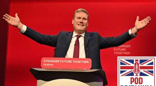 Et Labour-landsmøte i skyggen av Boris