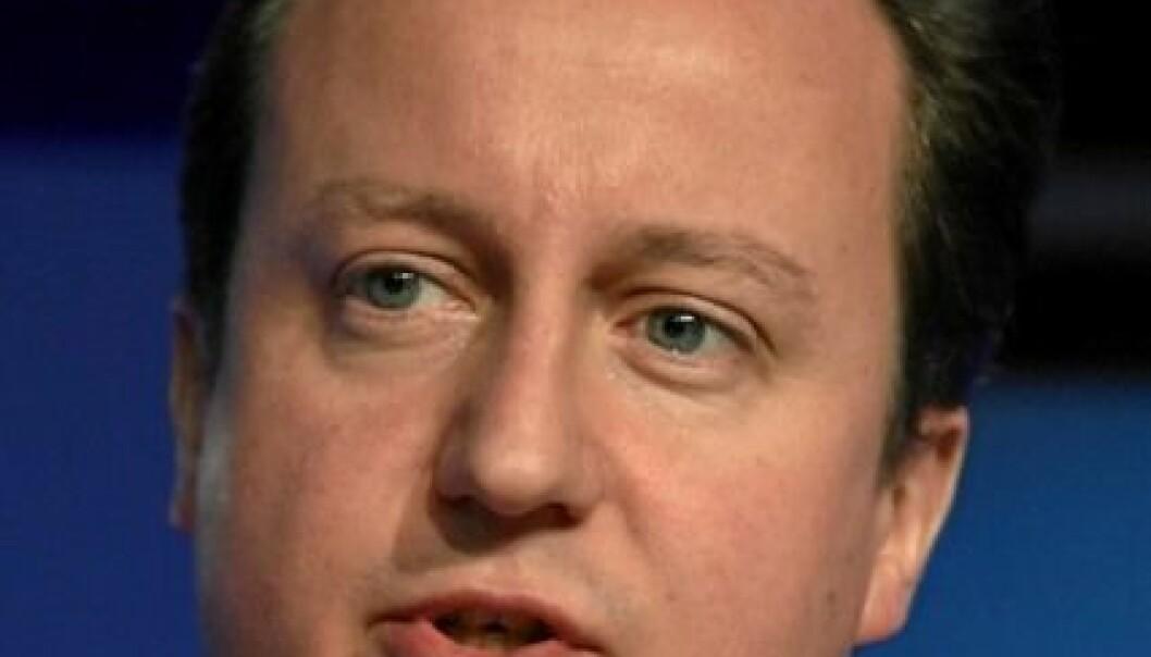David Cameron. (Foto: Wikimedia Commons/World Economic Forum)