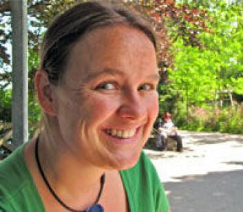 Kariin Sundsback skrev doktorgrad om norske kvinner i 1600-tallets Amsterdam. (Foto: Privat)