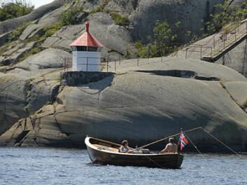 Den norske skjærgården er et ettertraktet mål for rekreasjon og friluftsopplevelser. (Illustrasjonsfoto: www.colourbox.no)