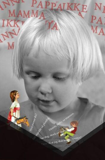 Småbarn begynner så smått å bøye ord fra de er 18 måneder, men det er først rundt 24 måneder at det virkelig tar av. (Fotocollage: Annica Thomsson)