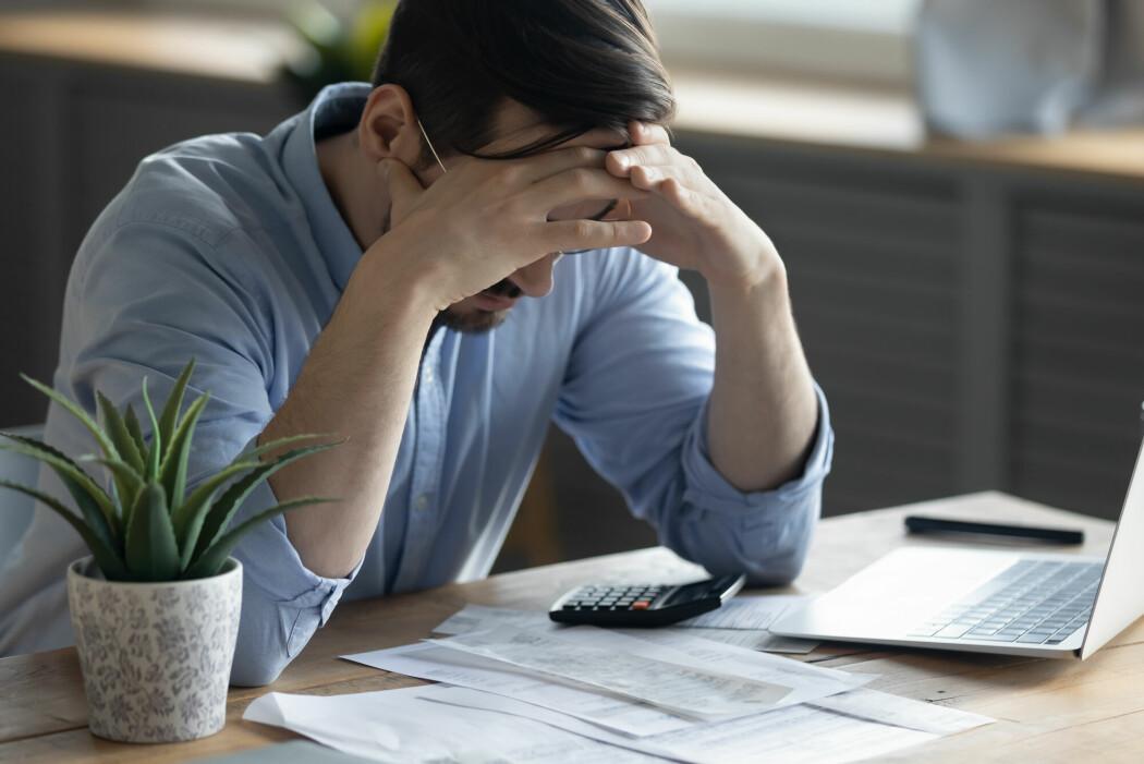 Særlig forbrukslån og kredittkortgjeld kan bidra til å øke folks psykiske helseproblemer. Det samme kan misligholdte boliglån.