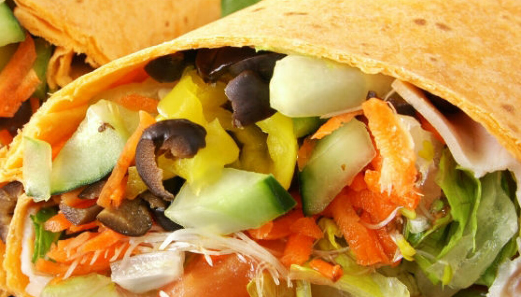 Kalori-info kan gi sunnere vaner