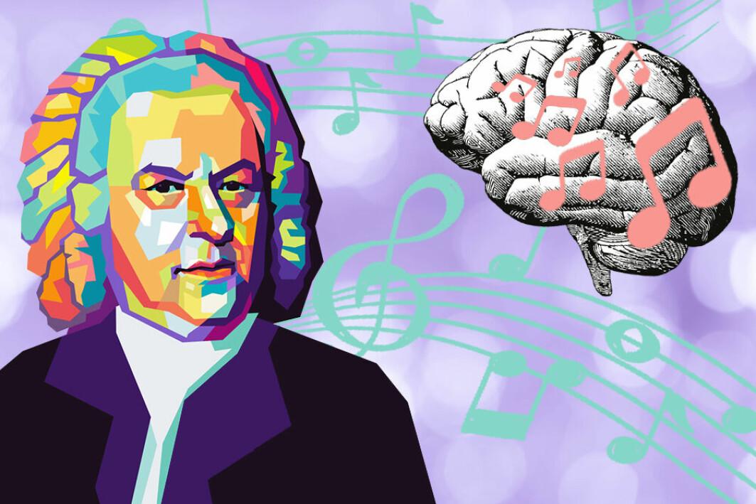Forskerne har tatt klassisk musikk fra hverandre for å undersøke hjernens evne til å forutsi framtiden.