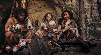 Forskere har regnet ut når folk fikk barn i steinalderen
