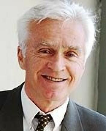 Anders Mølster. (Foto: UiB)