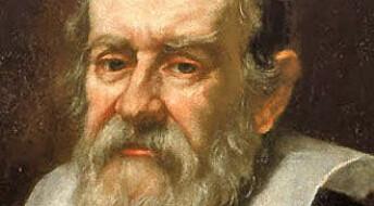 Galilei var en gjøgler