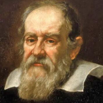 Portrett av Galileo Galilei av Justus Sustermans, malt i 1636. Se lisens hos Wikimedia Commons.