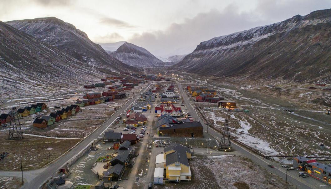 Longyearbyen opplevde økt tilflytting fra sommeren i fjor til sommeren i år.