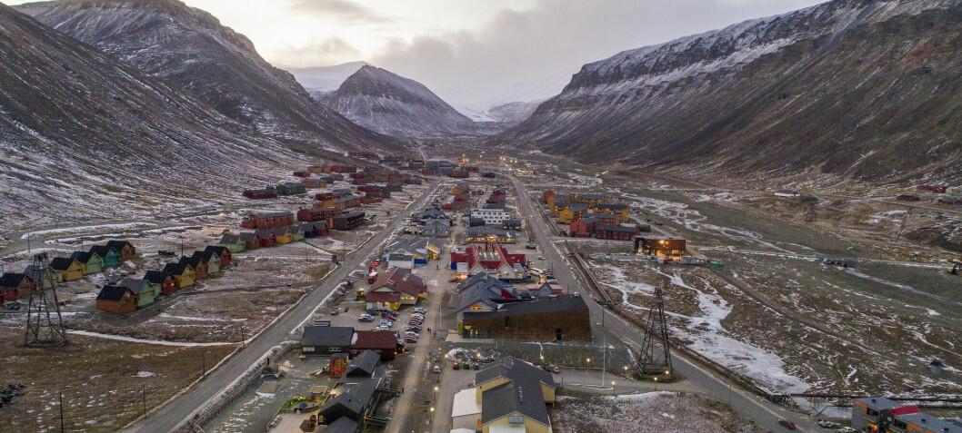 Mange nordmenn flyttet til Svalbard under koronaen