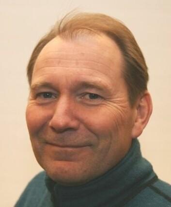 Forskningsleder Bjørn Barlaup ved Uni Miljø. (Foto: Sigurd Aarvig)