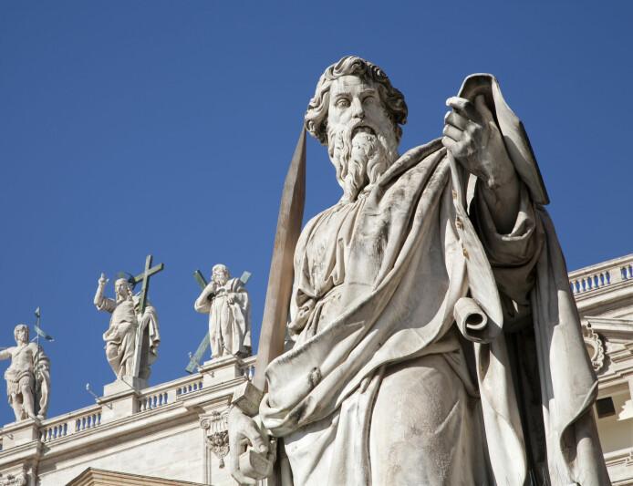 Omvurdering av alle verdier: Paulus og Nietzsche