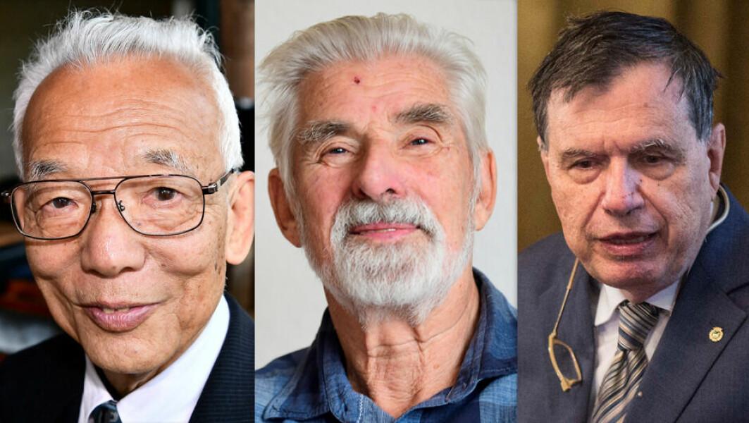 Syukuro Manabe, Klaus Hasselmann og Giorgio Parisi er vinnerne av nobelprisen i fysikk for 2021.