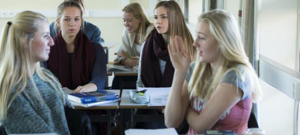 Disse seks grepene fra læreren skaper ro i klasserommet