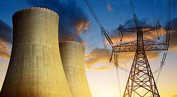 Kina skal teste kjernereaktor som går på thorium