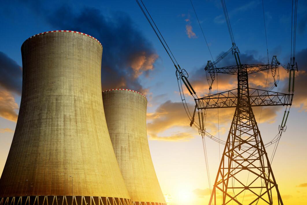 Kina er store på kjernekraft, forteller Ole Christen Reistad ved Institutt for energiteknikk.