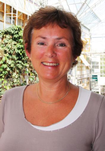 Berit Gullikstad. (Foto: Kristin Engh Førde)