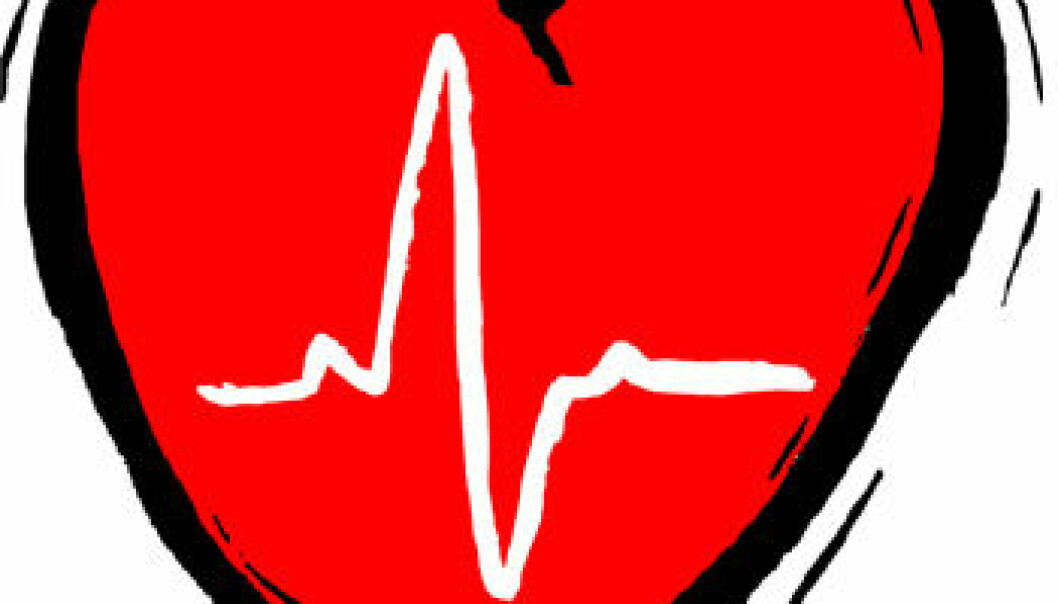 Nye faresignaler før hjerteinfarkt