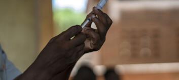WHO anbefaler malariavaksine til barn