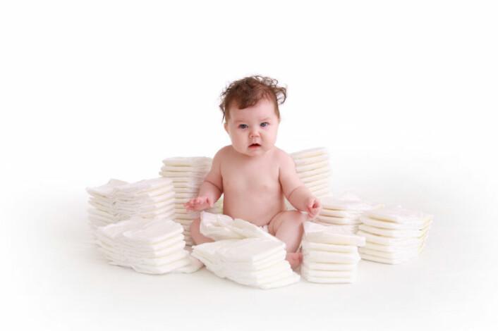 """""""Forskerne skal bruke metoden til å finne ut om østrogennivået hos ungene kan forklare adferd senere i livet. (Illustrasjonsfoto: iStockphoto)"""""""