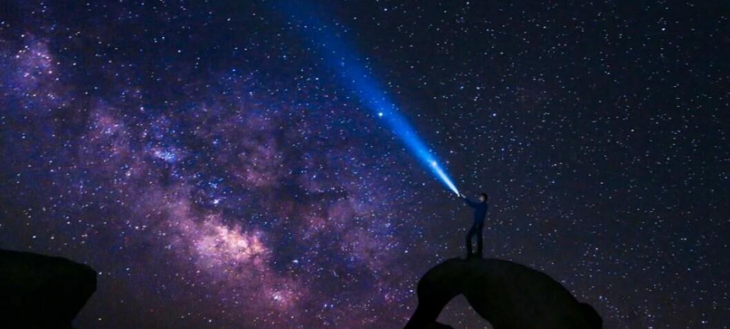 Finnes det en begynnelse eller er universet uendelig?