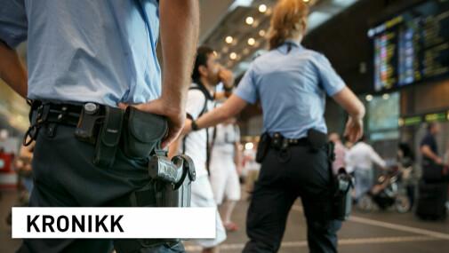 Minoritetsungdom og kvitteringsordning: Hvordan gjøre noe med politiets diskriminering og skjønnsutøvelse?