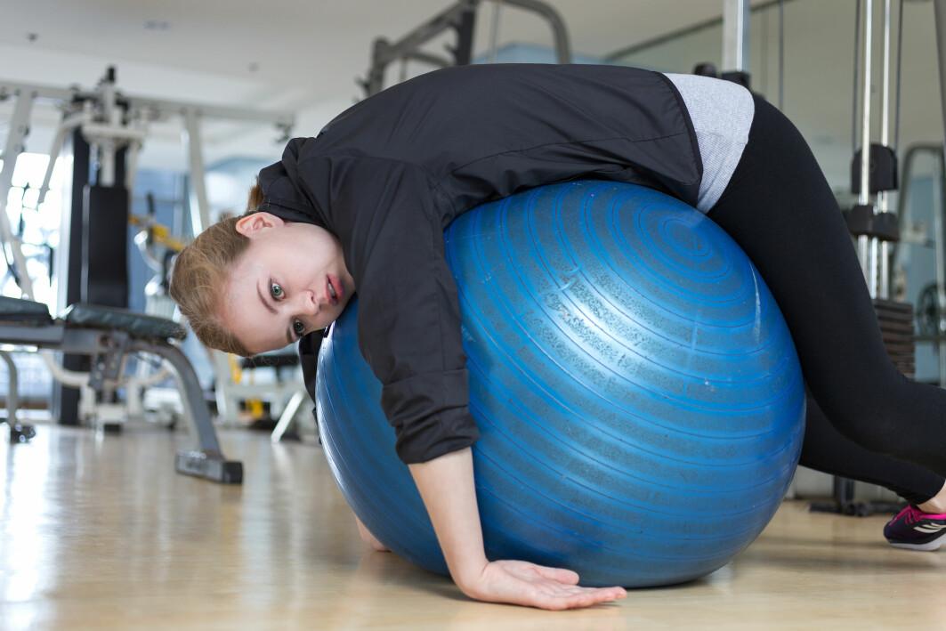 Uansett om man er ung eller gammel, er det vanskelig å få tid og overskudd til å leve sunt og aktivt.