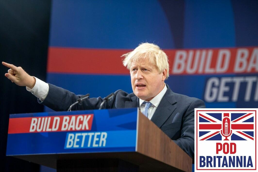 De siste ukene har Storbritannia gått fra krise til krise, men ikke ifølge statsminister Boris Johnson.