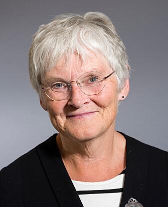 Anne Marit Mengshoel er professor på Institutt for helse og samfunn ved Universitetet i Oslo.