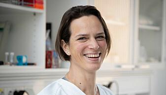 Astrid Woodhouse er forsker ved NTNU og fysioterapeut ved smerteklinikken på St Olavs hospital.