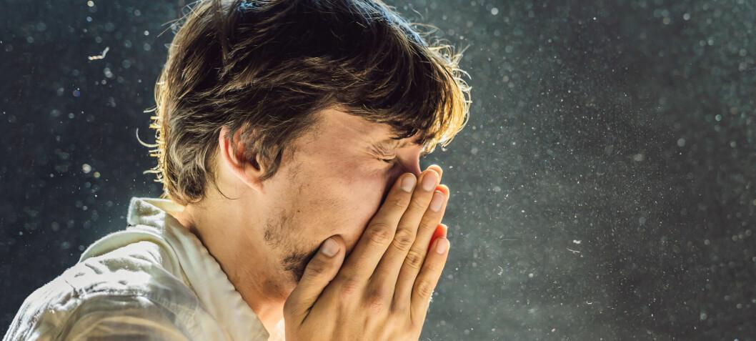 Det er lite trolig at allergisk sykdom fører til psykisk lidelse, ifølge ny studie