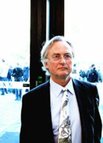 """Richard Dawkins (Foto: Erik Tunstad)"""