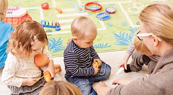 Dette mener barnehagelærere om støtte til barn som sliter psykisk