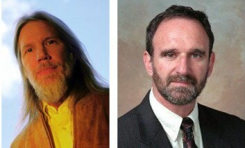 Whitfield Diffie (t.v.) og Martin Hellman. (Foto: Mary Holzer/Martin Hellman, GNU Free Documentation License)