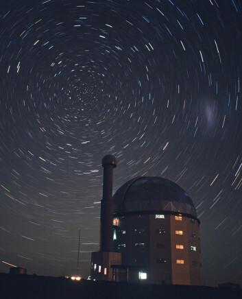 Southern African Large Telescope (SALT) (Foto: SALT)